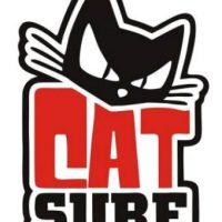 Logo Cat Surf