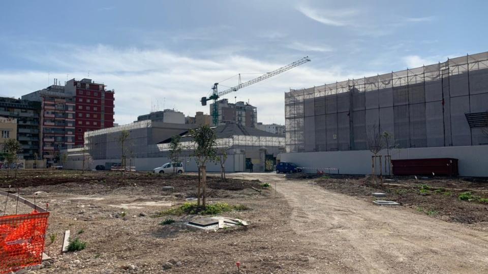 04-03-20 sopralluogo parco Rossani commissione Urbanistica_3