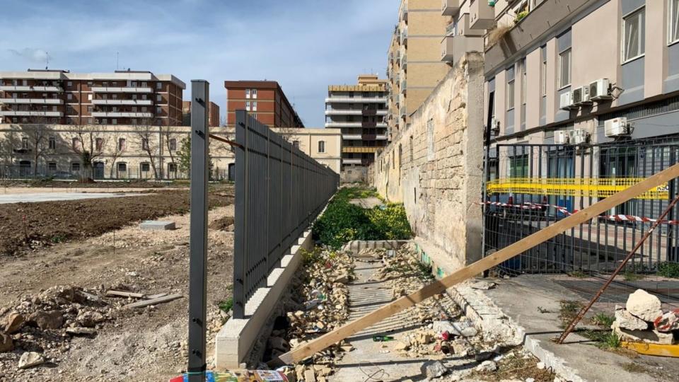 04-03-20 sopralluogo parco Rossani commissione Urbanistica_4