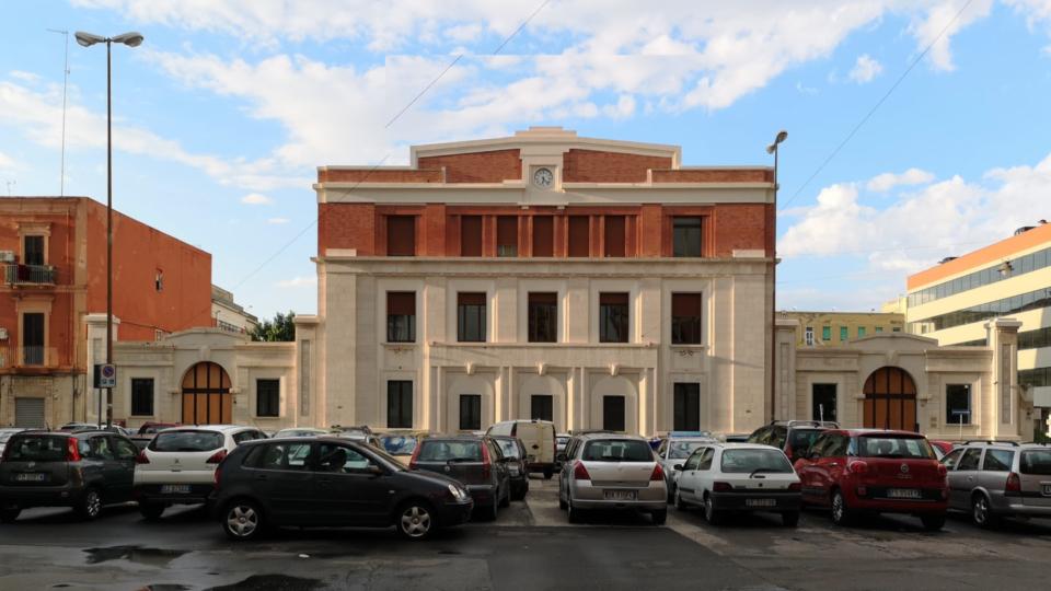 Piazza Disfida di Barletta (com'è)