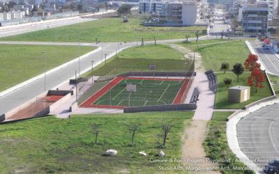 Via Mimmo Conenna (playground)