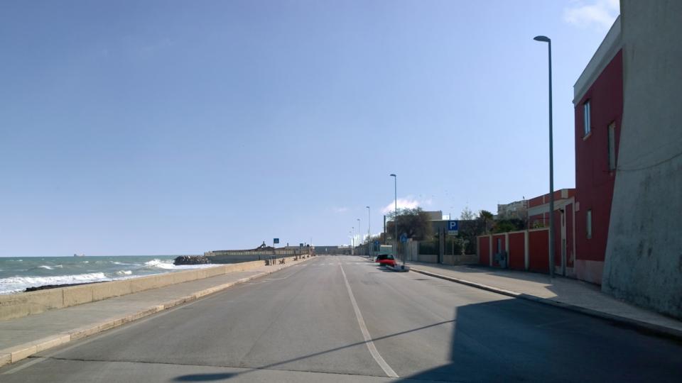 waterfront Palese - Santo Spirito (com'è)