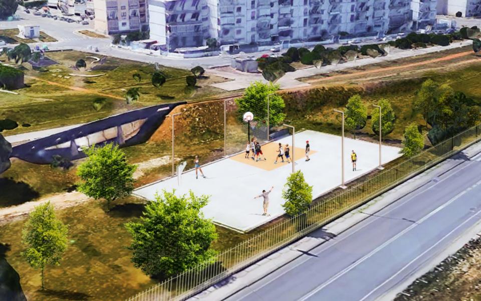 9. Parco Giovanni Paolo II, San Paolo