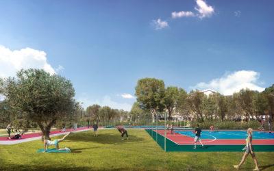 Parco 2 Giugno a Bari (playground)