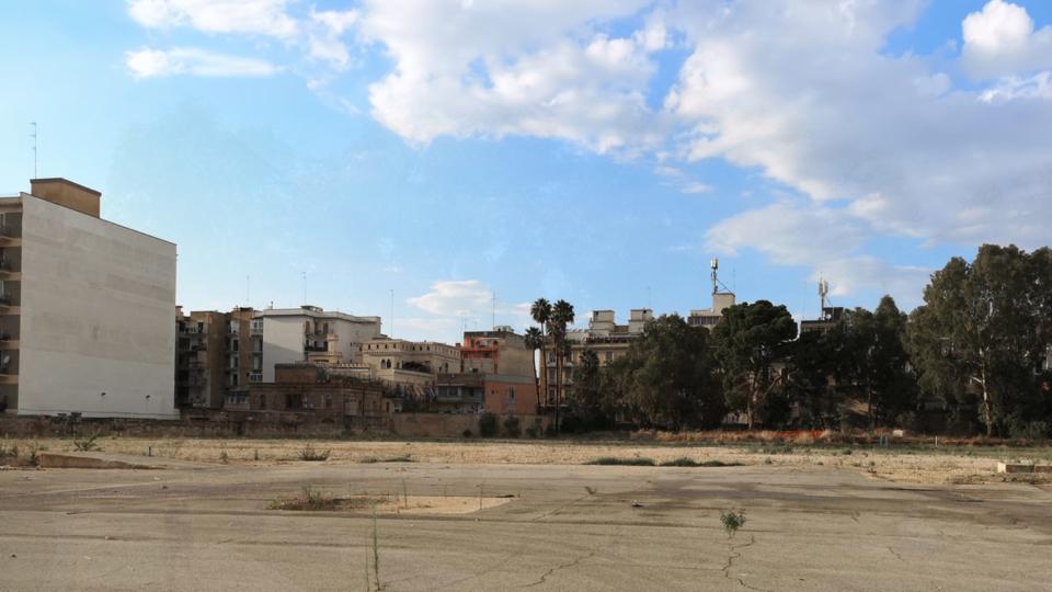 Parco ex Gasometro Bari (com'è)