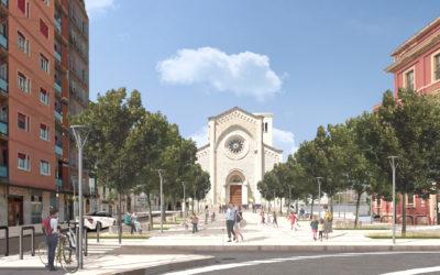 Piazza del Redentore di Bari
