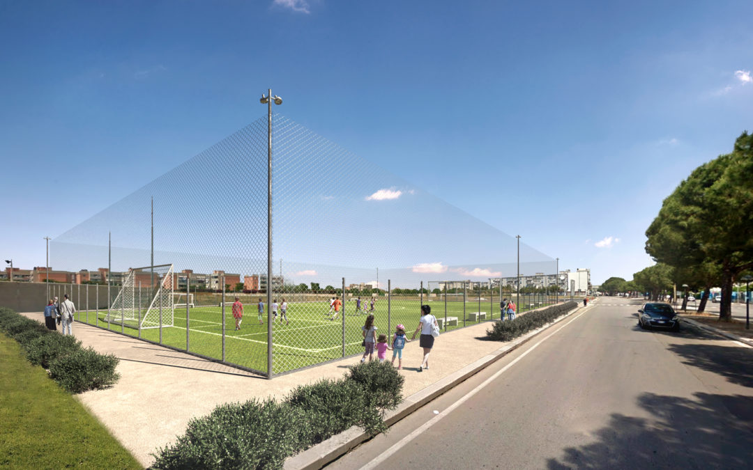 Viale delle Regioni (playground)
