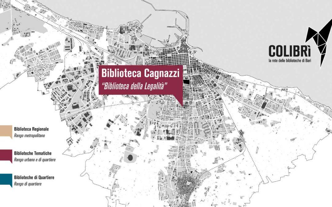 Biblioteca Cagnazzi (Progetto COLIBRÌ)