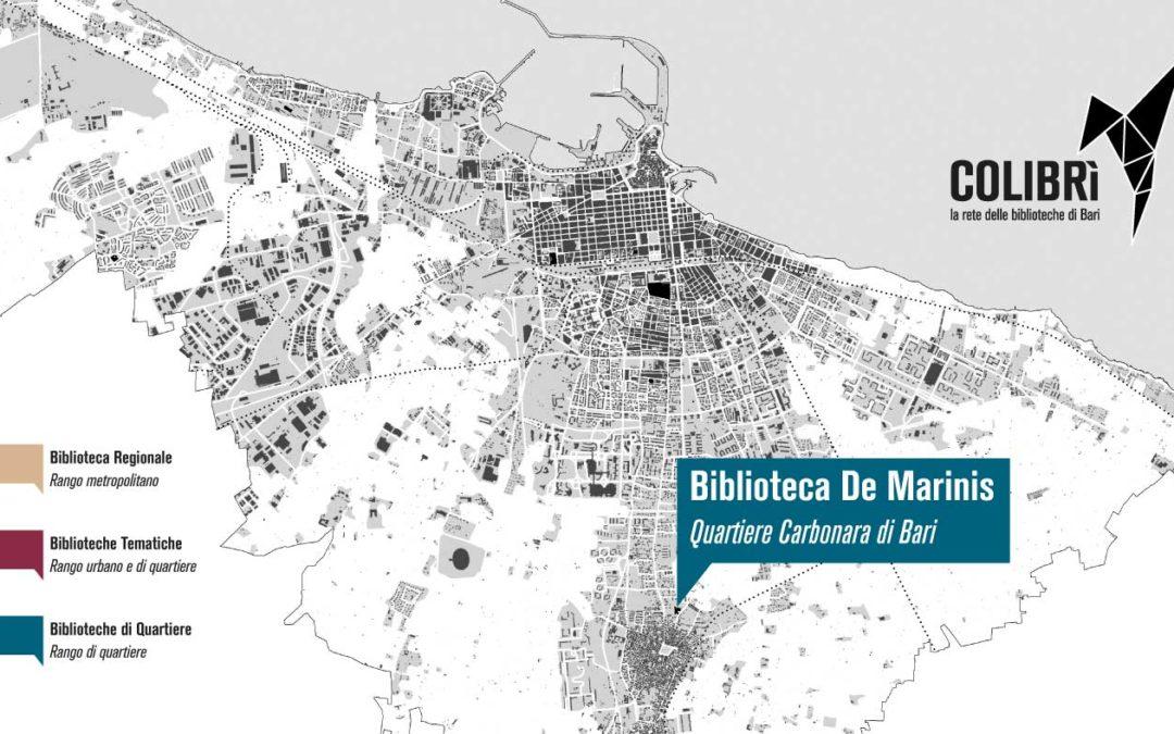 Biblioteca De Marinis (Progetto COLIBRì)