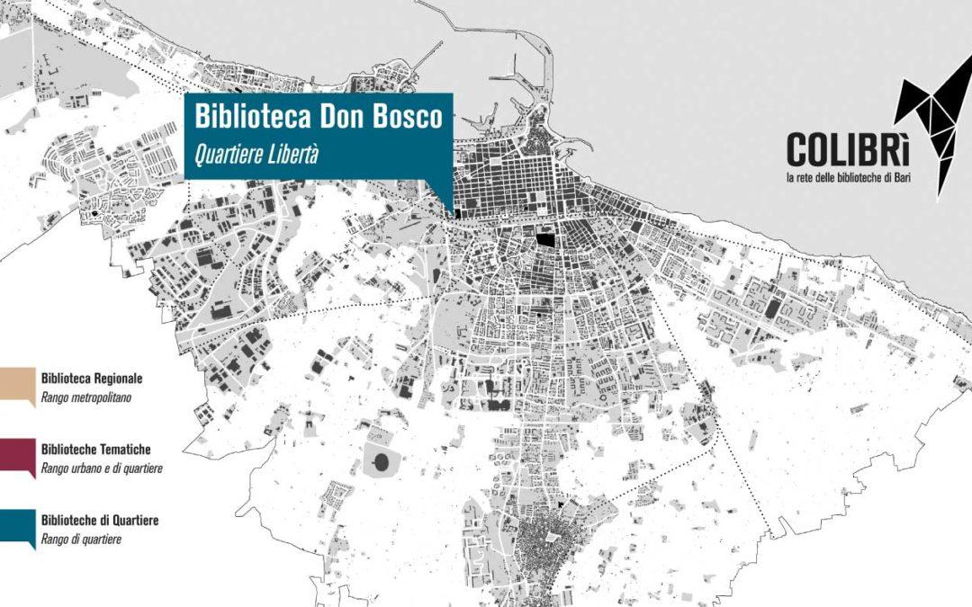 Biblioteca Don Bosco (Progetto COLIBRì)