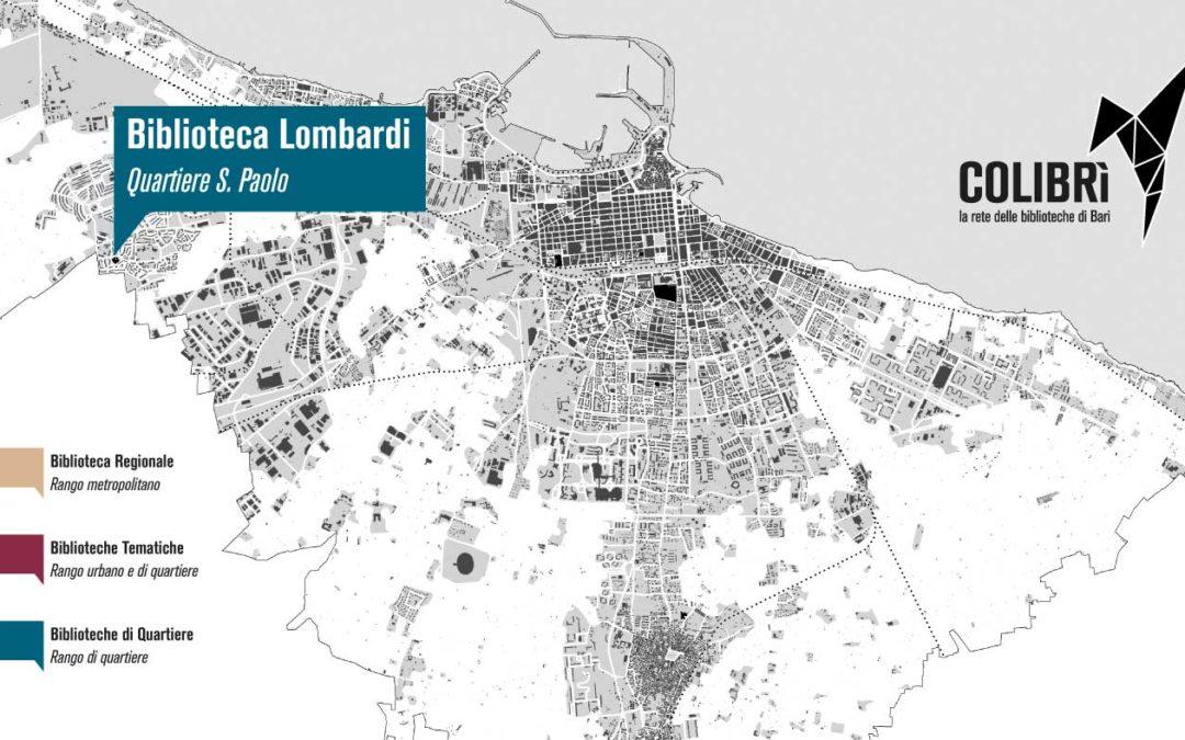 Bibilioteca Lombardi (Progetto COLIBRÌ)