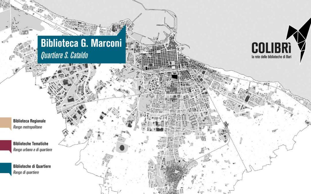 Biblioteca Galassia Marconi (Progetto COLIBRÌ)