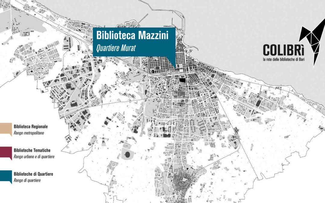 Biblioteca Mazzini (Progetto COLIBRÌ)