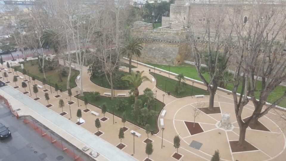 giardino Isabella d'Aragona (alto)