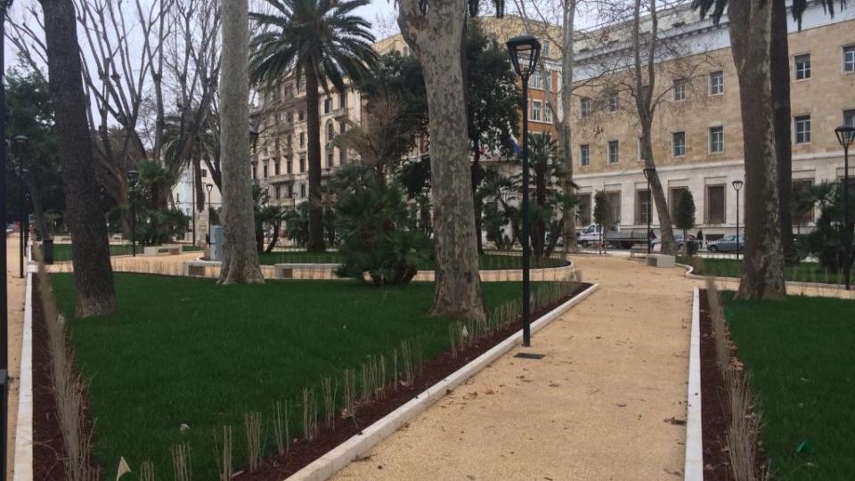 Giardini Isabella d'Aragona (interno)