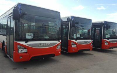 Nuovi autobus