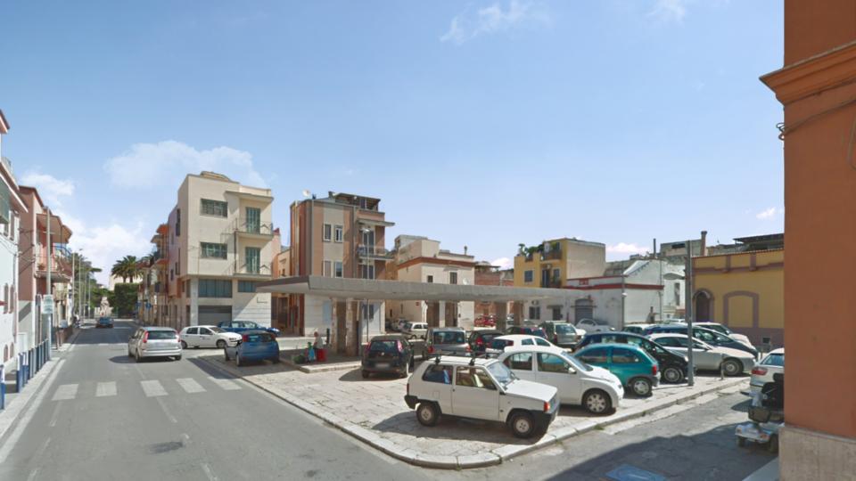 Piazza Diaz (com'è)