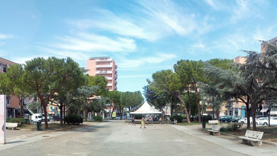 Piazzetta dei Papi Bari (com'è)