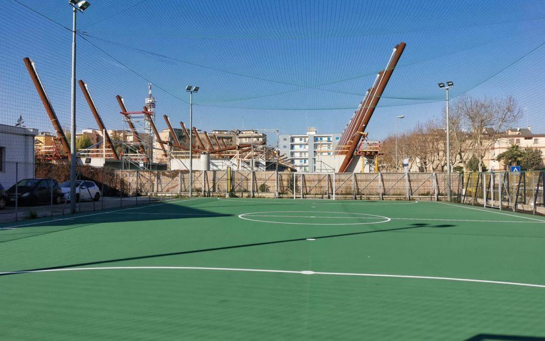 Istituto Comprensivo Japigia (playground)