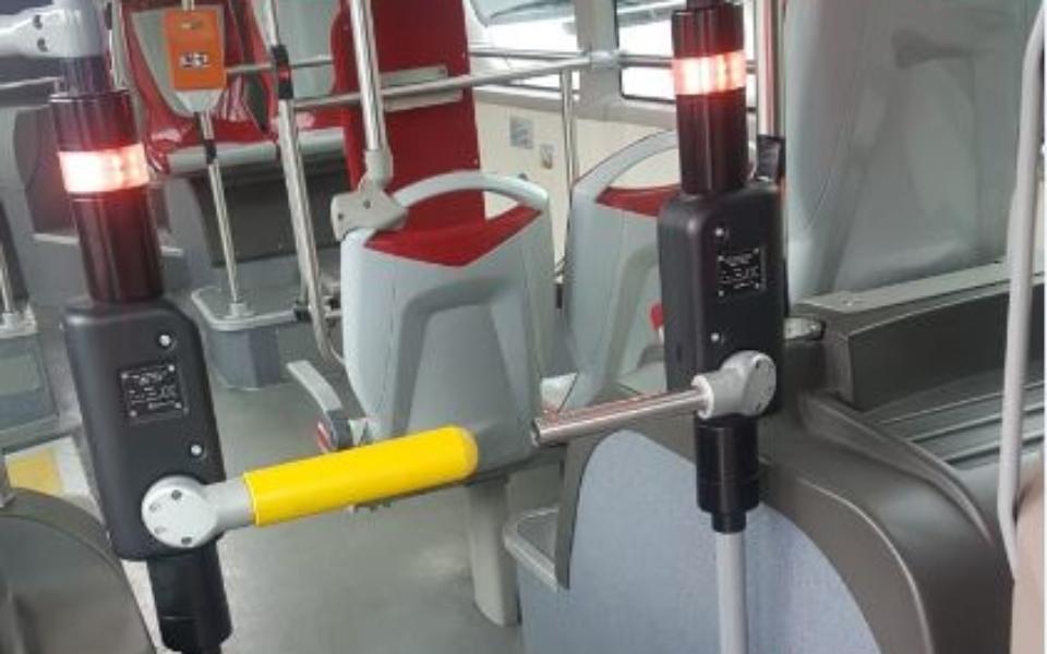 Nuovi Autobus (tornelli)
