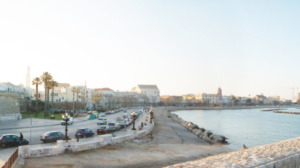 Waterfront Città Vecchia (com'è)